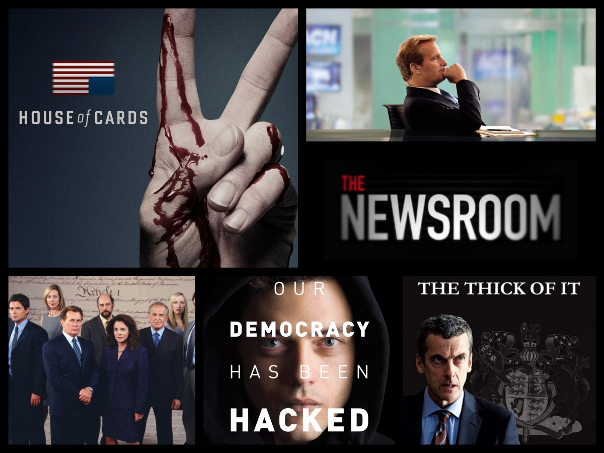 The Top 5 Political TV Shows Of All Time