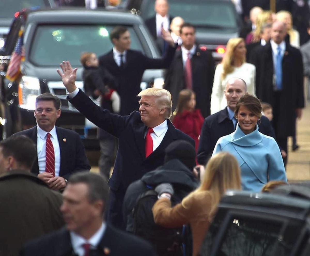 Trump's First 7 Days!