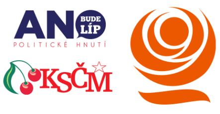 Czech Party Logos